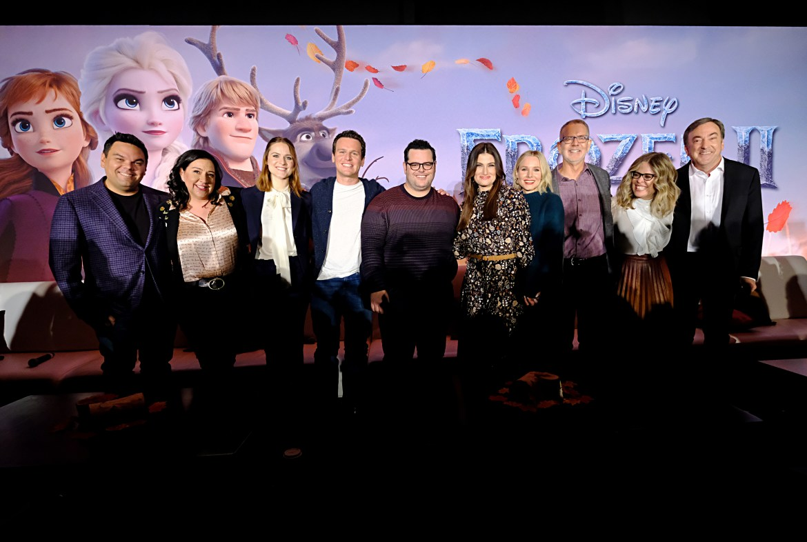 What we Learned from 'Frozen 2' Cast and Creative Team Press Conference