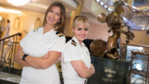 Disney Cruise Line Introduces Free Texting For Crew Members!
