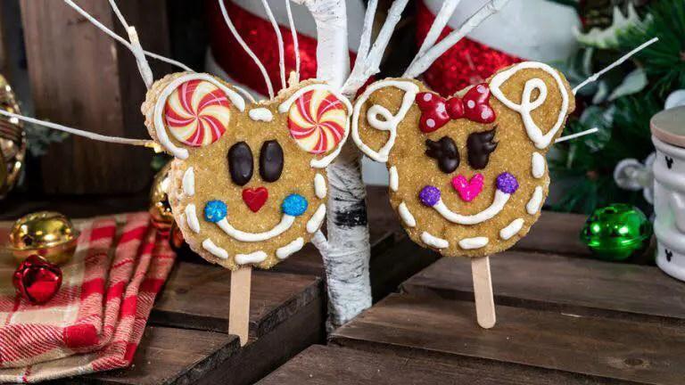 Disneyland Resort Holiday Treats will Satisfy your Sweet Tooth!