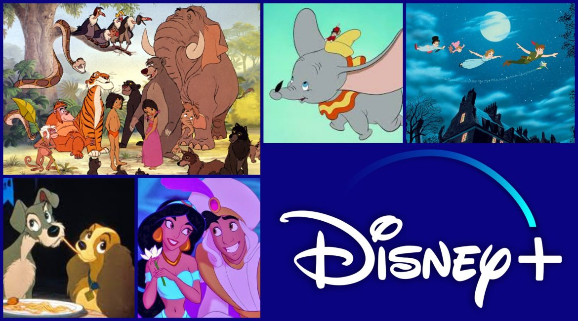 """Disney+ Release of Disney Classics With """"Outdated Content"""" Warning Sparks Debate Online"""