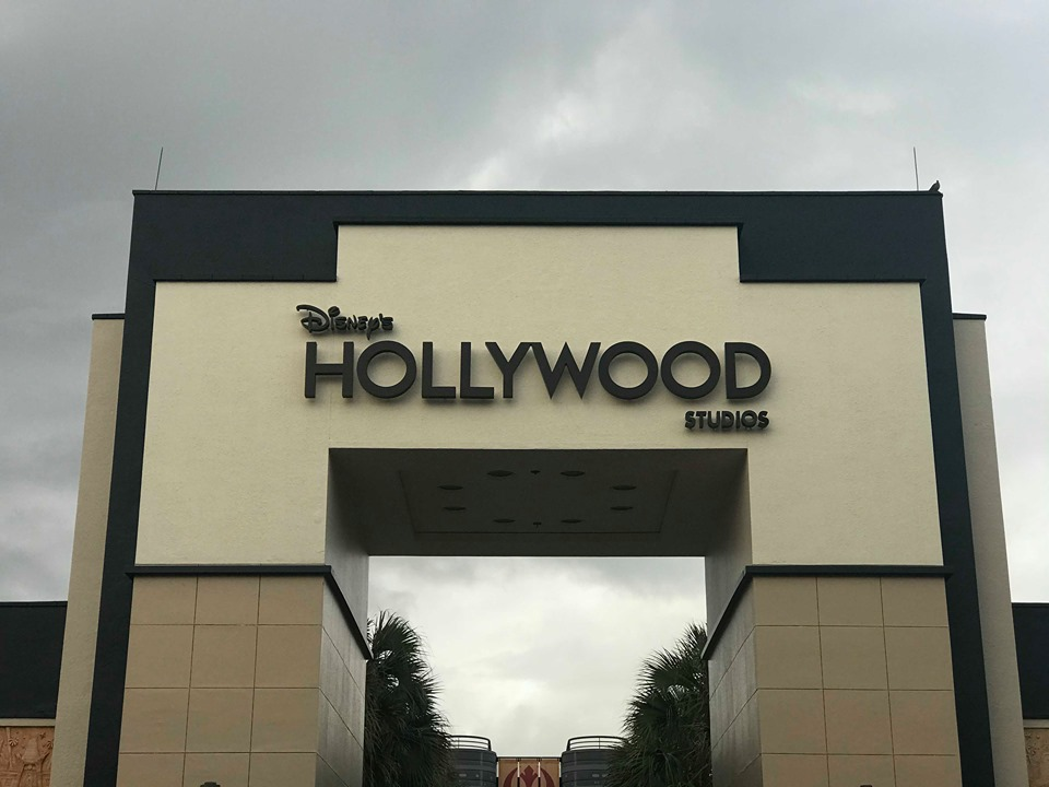 New Disney's Hollywood Studios Sign Has Been Revealed!