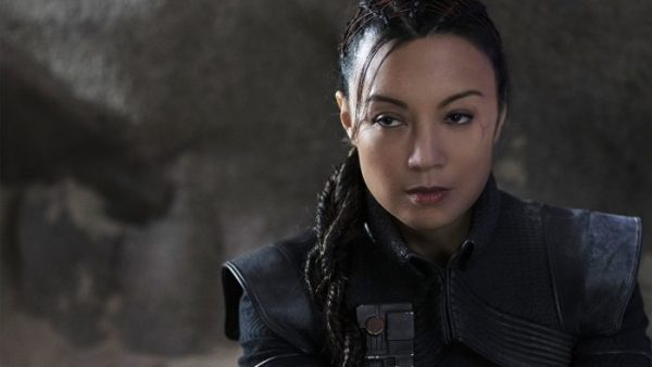 First Look at Ming-Na Wen in 'The Mandalorian' Revealed 1