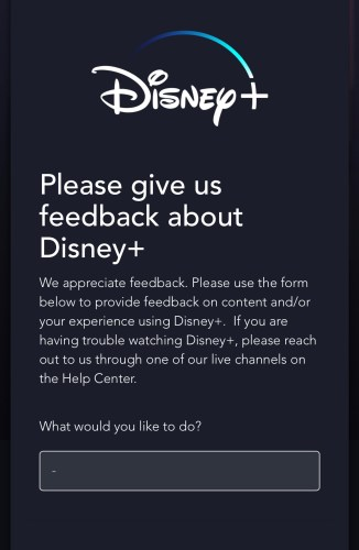 How to Request Missing Films and Shows on Disney+ 4