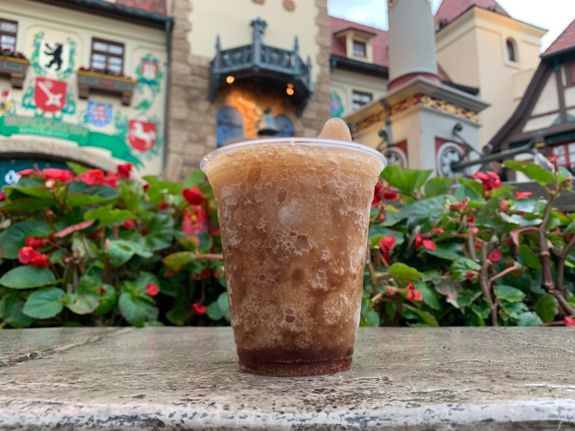 Frozen Mezzo Mix with Honey Bourbon is Worth a Stop in Germany