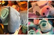 Cuddly Soft Disney Sleep Pillows Make Dream Time Magical
