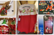 Check Out The Mickey's Very Merry Christmas Party Merchandise