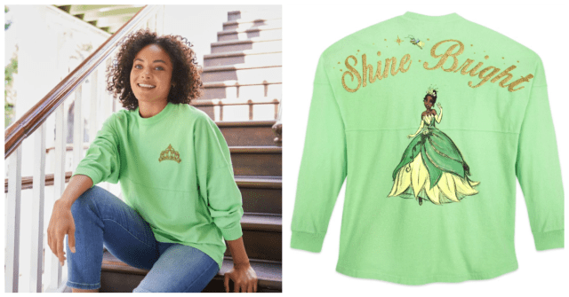 Tiana Spirit Jersey For 10th Anniversary Of Princess And The Frog 1