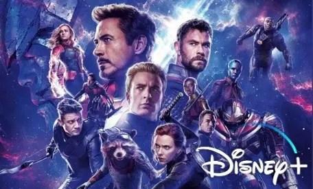Marvel's 'Avengers: Endgame' Added to Disney+ Launch Day Line-Up 1