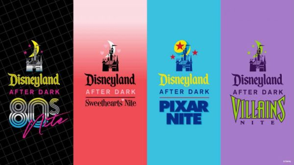 New Disneyland After Dark Events Announced for 2020! 1