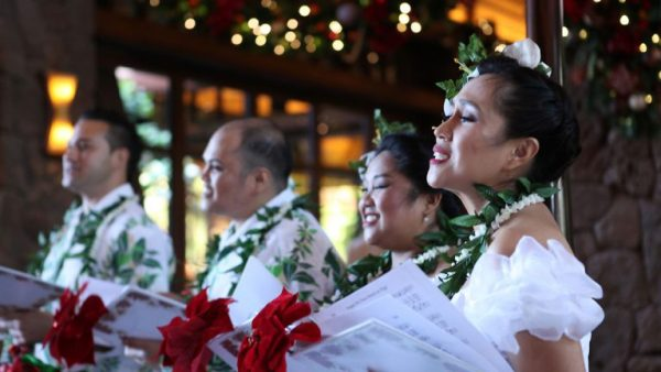 Celebrate the Holidays at Aulani, a Disney Resort and Spa 3