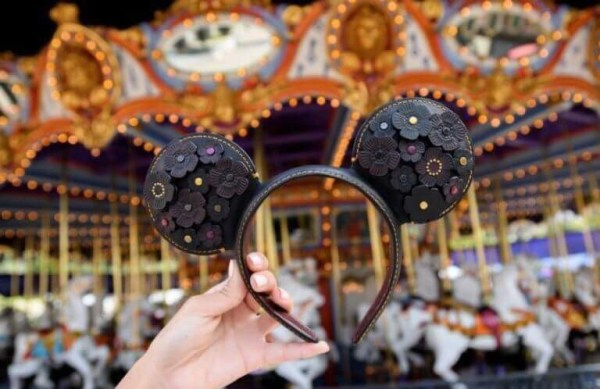 New Designer Collection Coach Ears Arriving Soon to Disney Parks