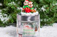 Holiday Cookie Stroll Cookie Jar Returns for Epcot International Festival of the Holidays