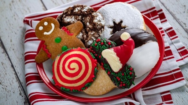 Holiday Cookie Stroll Cookie Jar Returns for Epcot International Festival of the Holidays 2
