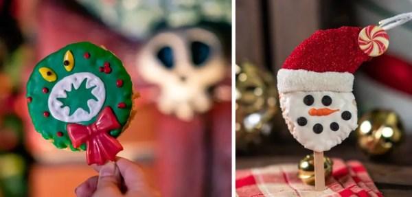 Disneyland Resort Holiday Treats will Satisfy your Sweet Tooth! 3