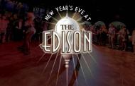 Celebrate New Year's Eve At The Edison!