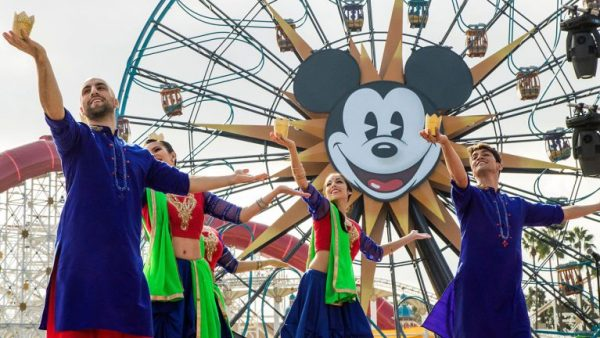 Disney Festival of Holidays Celebrates Traditions and Cultural Diversity 2