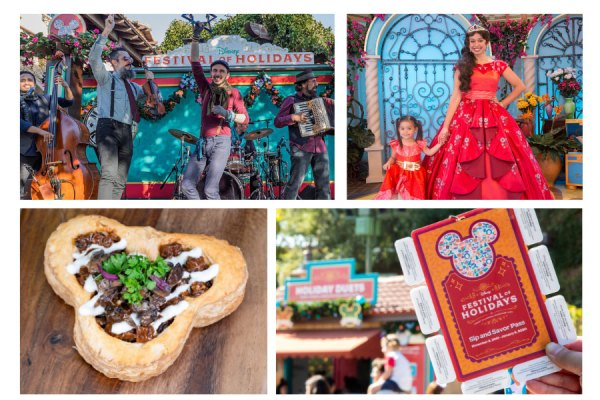 Disney Festival of Holidays Celebrates Traditions and Cultural Diversity 1