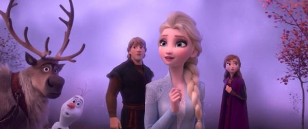 Celebrate The Debut Of Frozen 2 A The El Capitan Theatre