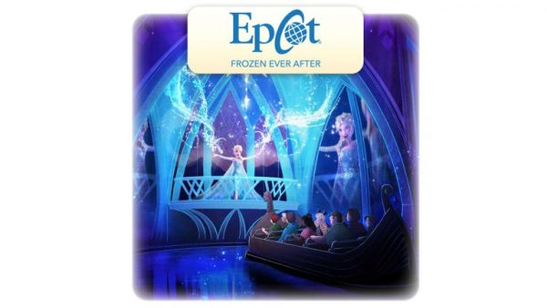 Dive 'Into the Unknown' With the Frozen Ever After Playlist! 1