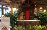 Gingerbread Cabin at Wilderness Lodge Now Open!