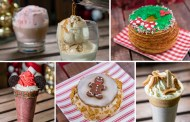 Disney California Adventure Debuts New Holiday Foods