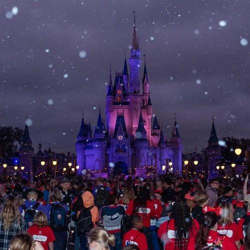 Gary Sinise AKA Lieutenant Dan Takes Children of Soldiers to Disney