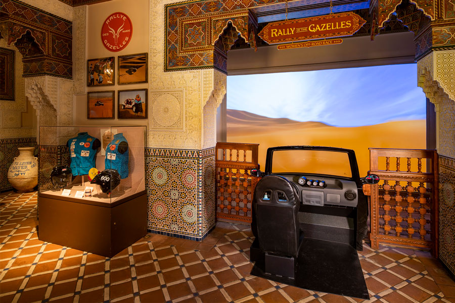 Epcot Morocco Pavilion Gallery Has a New Exhibit!
