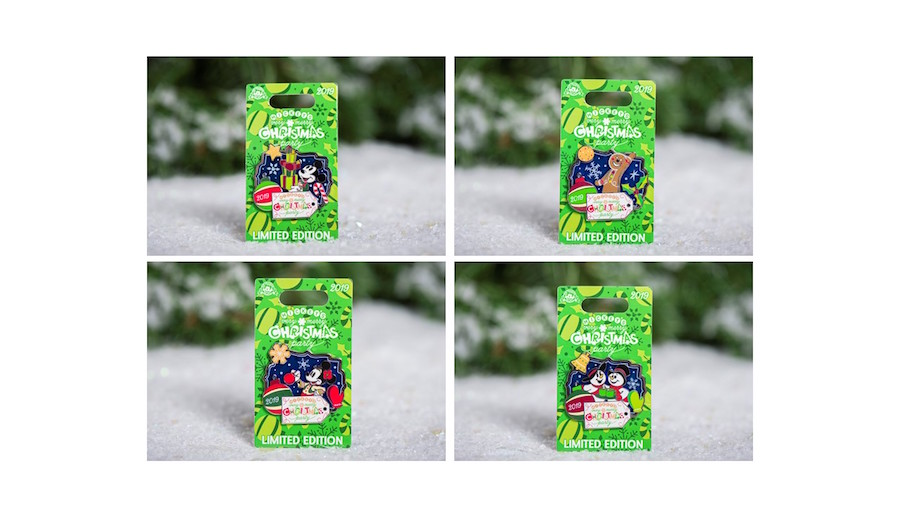 More Very Merry Christmas Party Merchandise Revealed For The Holidays 4