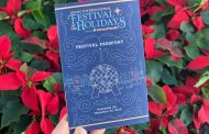 First Look: Epcot Festival of the Holidays Festival Passport