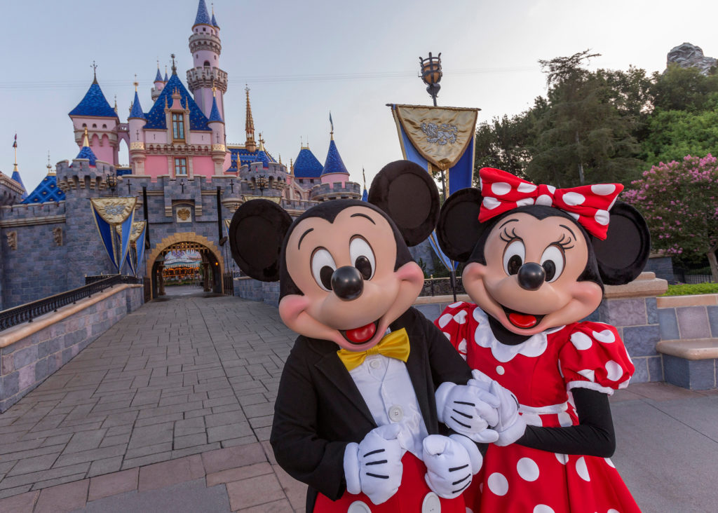 Limited-Time Offer for Disney Visa Cardmembers at Disneyland Resort