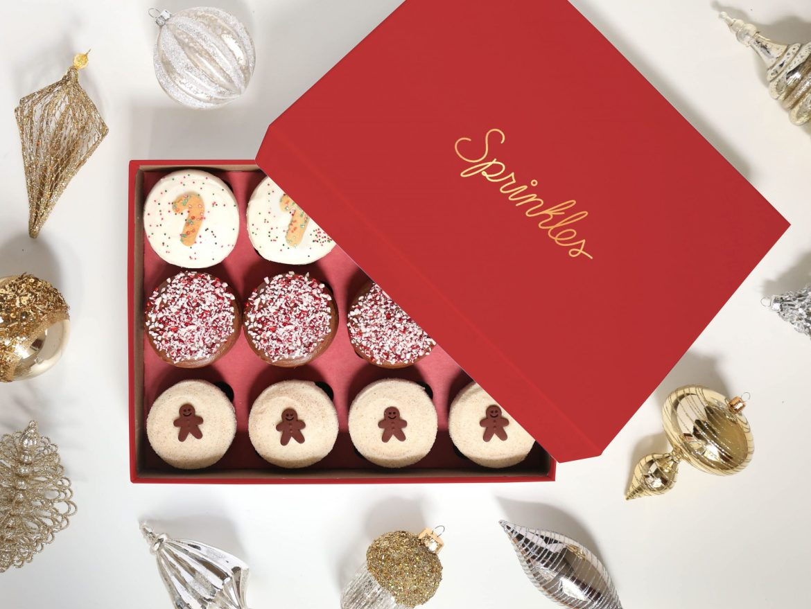 Sprinkles Cupcakes Holiday 2019 Offerings