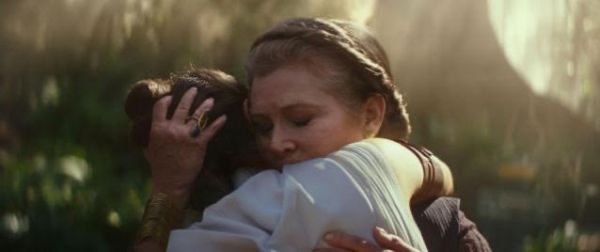 """Carrie Fisher's Brother Reveals Leia Was Supposed to Be 'The Last Jedi' in """"Rise of Skywalker"""" 3"""