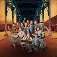 INTERVIEW: With Chaz Wolcott from Disney's NEWSIES, Presented by: Arena Stage 4