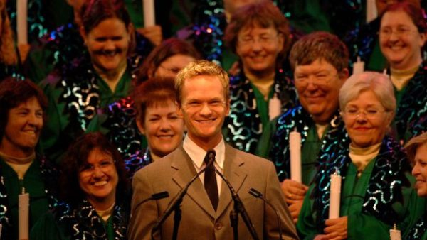 See the The Candlelight Processional with Neil Patrick Harris Live on December 3rd 2