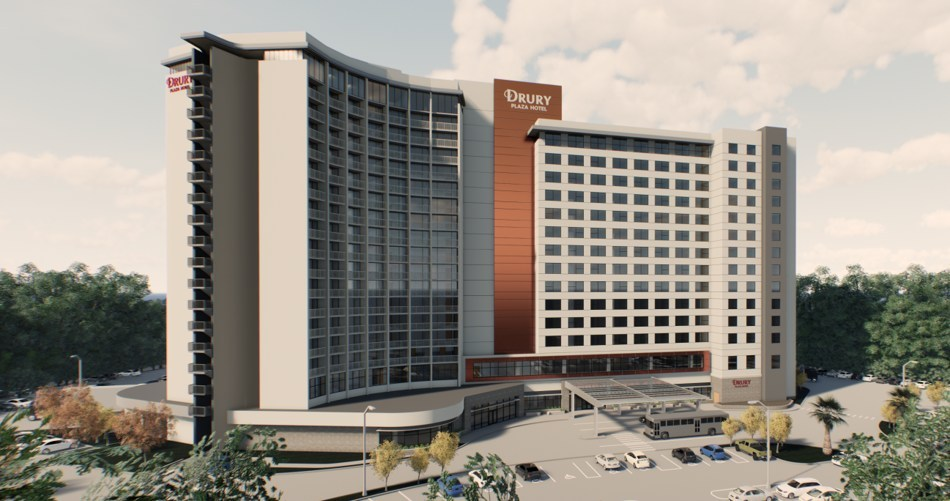 Drury Hotels is opening a new hotel in the Disney Springs Area
