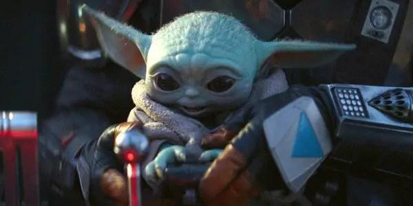 "Jon Favreau Credits Donald Glover with the Idea to Keep ""Baby Yoda"" a Secret"