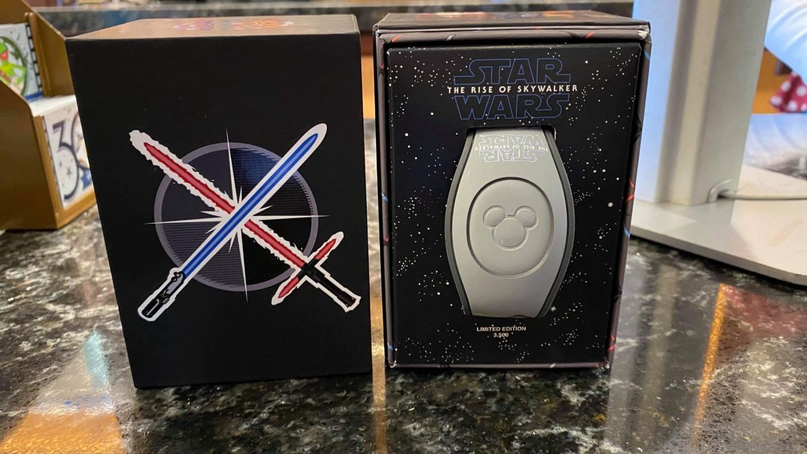 New Star Wars: The Rise of Skywalker MagicBand Available at Hollywood Studios