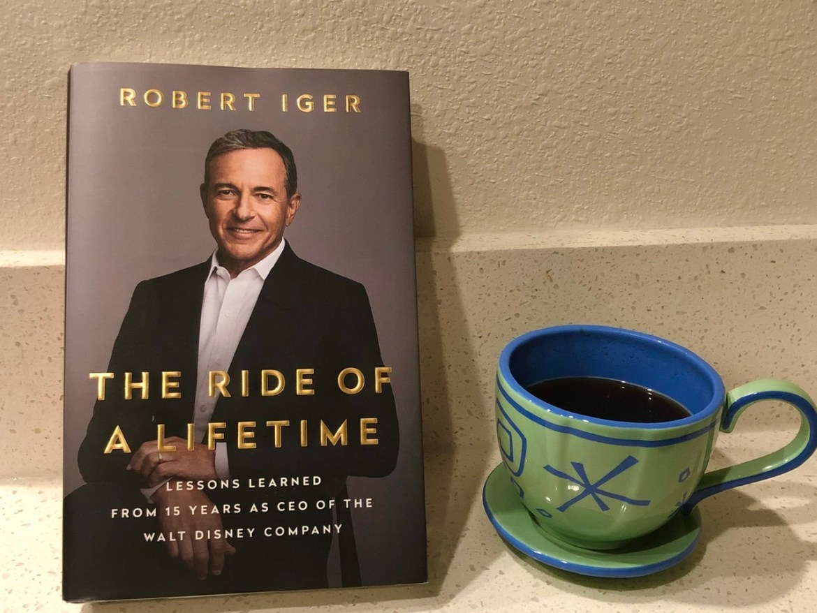 "Book Review – ""The Ride Of A Lifetime"" by Robert Iger"