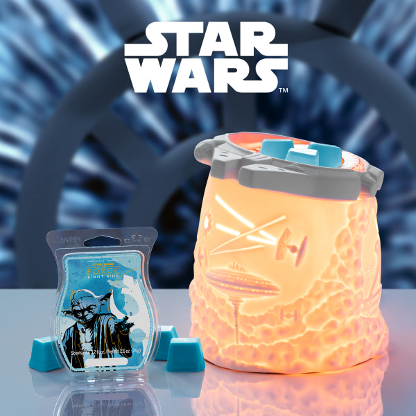 The Force Is Strong With The New Star Wars Scentsy Collection 1