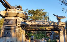 Change in Park Operating Hours at Hollywood Studios