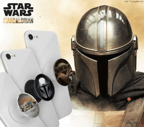 Official Mandalorian PopSockets Are Now Available 1