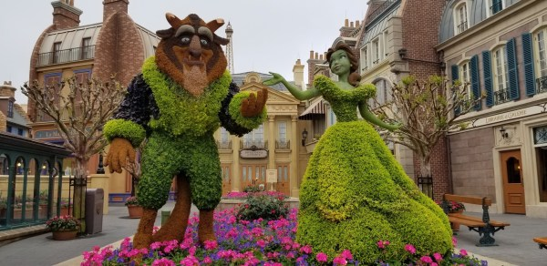 New Topiaries and More at the Flower and Garden Festival