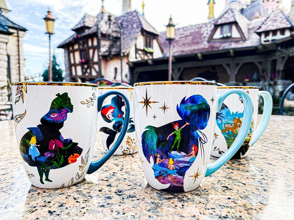 Add Magic To Your Morning With These Stunning Disneyland Paris Mugs