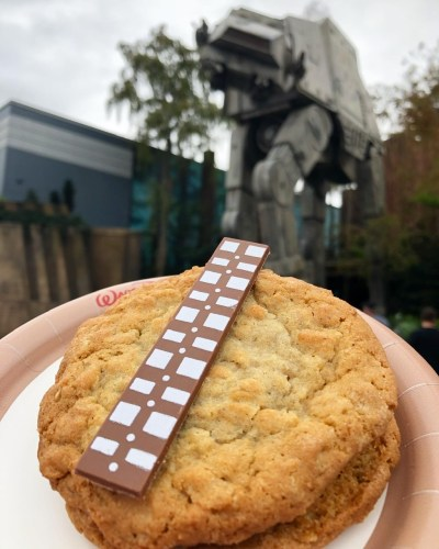 New Wookiee Oatmeal Cookie Sandwich at Disney's Hollywood Studios 3