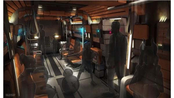 Star Wars: Galactic Starcruiser to Debut in 2021 at Walt Disney World 1