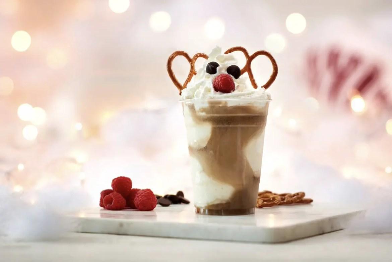 "New ""Reindeer Float"" Debuts at Vivoli il Gelato at Disney Springs"