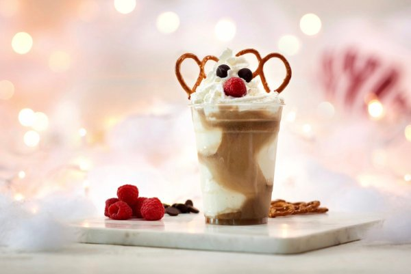 "New ""Reindeer Float"" Debuts at Vivoli il Gelato at Disney Springs"