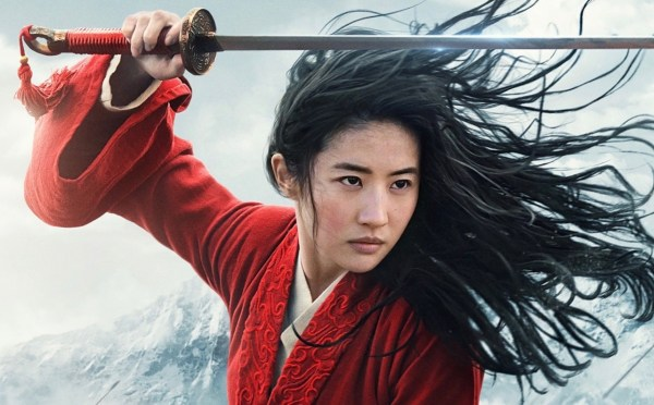 Disney Releases Official Live-Action 'Mulan' Trailer 1