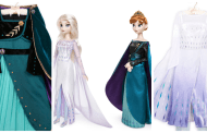 New Frozen 2 Doll Set and Costumes Available From Disney Store