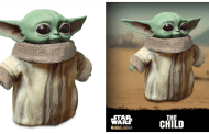 Baby Yoda Plush Arriving With Cuteness This Spring